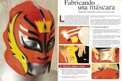 Chuyman como hacer una mascara - Como hacer una mascara ...