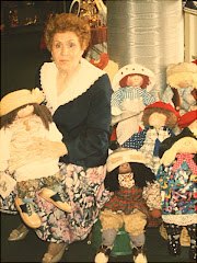My Doll in the middle of dolls