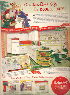 Rochelle's Vintage and Frugal Recipes: Vintage Kitchen 1942