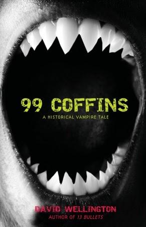 "MY BOOK, THE MOVIE: David Wellington's ""13 Bullets"" & ""99 Coffins"""