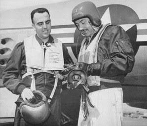 Test  Research Pilots Flight Test Engineers Alvin M Tex Johnston 19141998