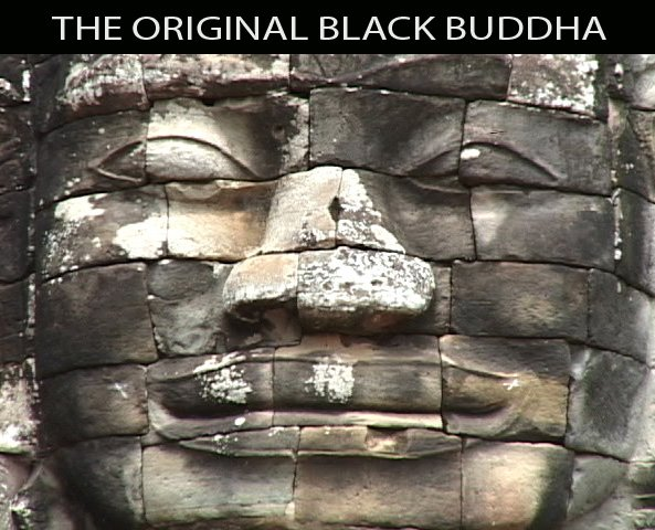 The Original Black Buddha