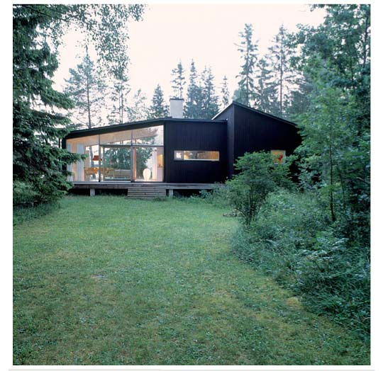 Holiday Home Design Ideas: Inspiration - Swedish Holiday House