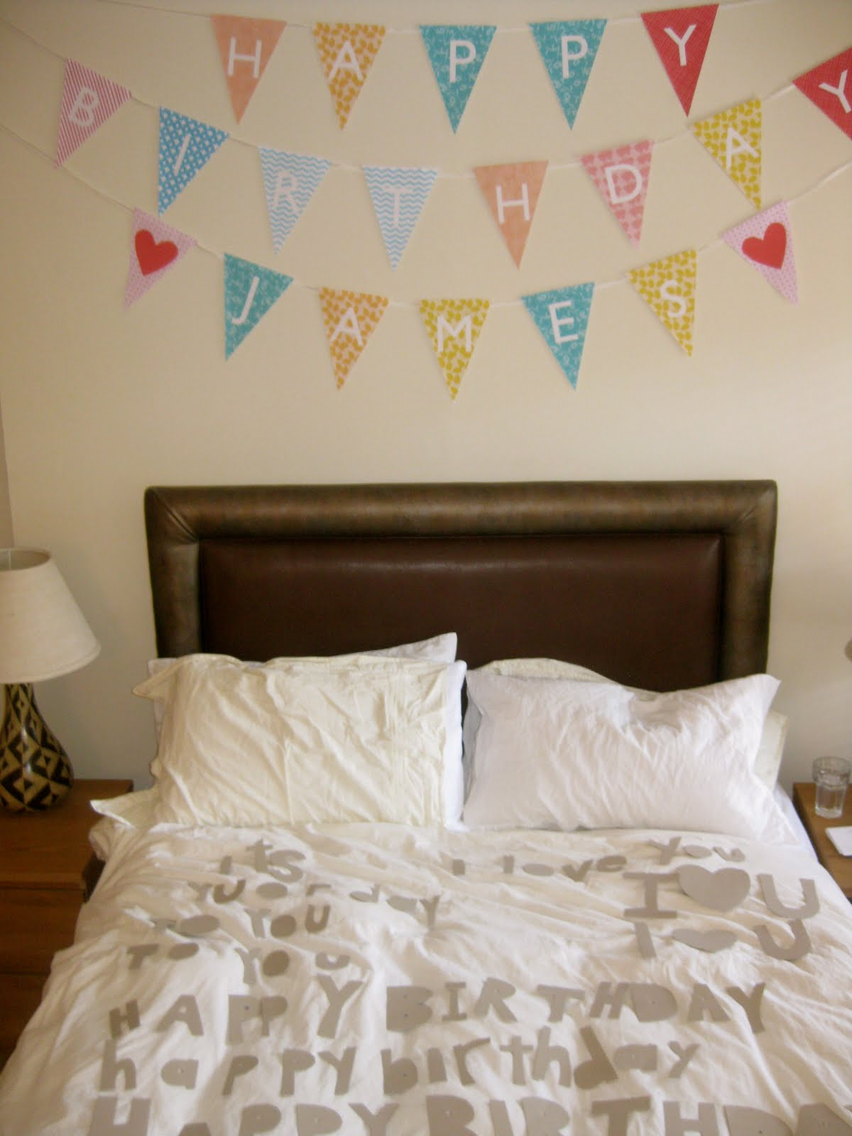 Birthday Decoration Ideas Boyfriend Flisol Home