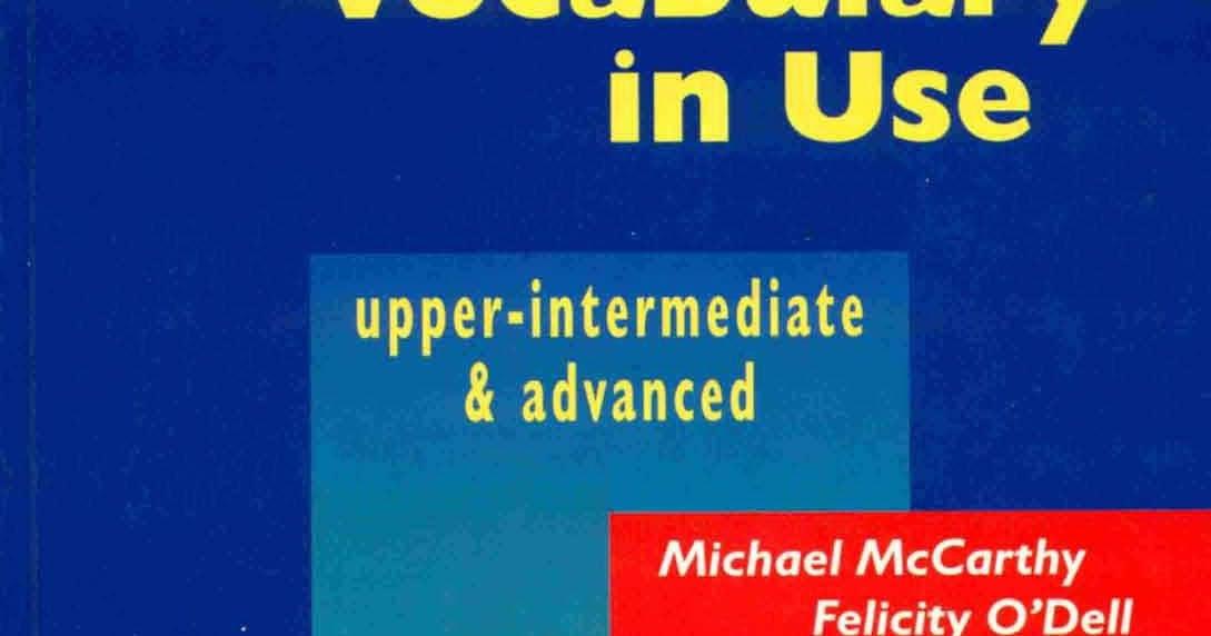 تحميل كتاب english vocabulary in use pre intermediate