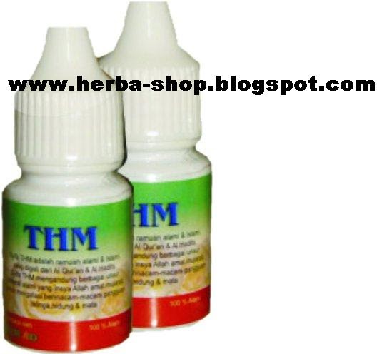 .: Herba Shop :.: T H M ( Teling Hidung Mata) Obat Tetes