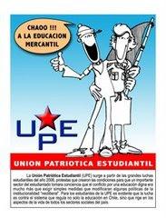 Boletin UPE