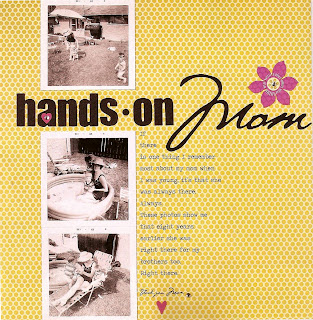 Hands-on Mom by Linda Harrison