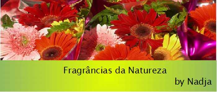 Fragrâncias da Natureza