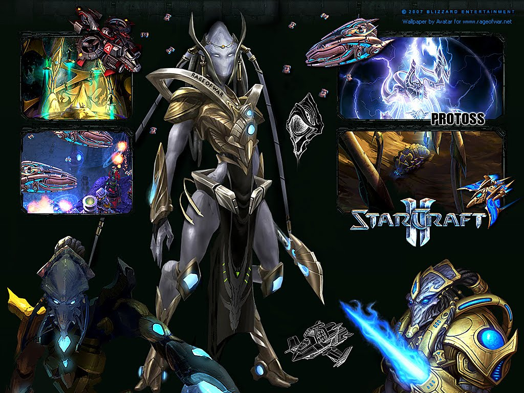 Starcraft 2 Wallpapers Hd