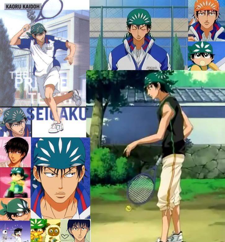 Cosplay: Aaron Angelo As Kaido Kaoru From Prince Of Tennis
