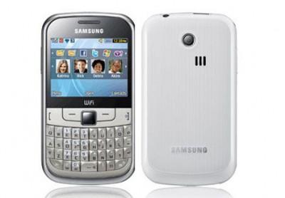 Spesifikasi Samsung Ch@t 335