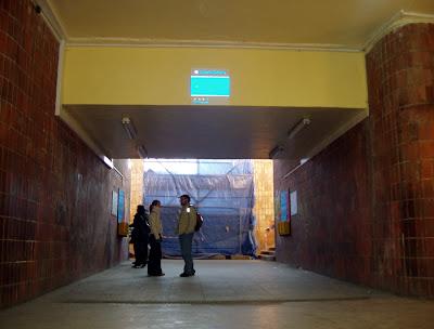 tunel dworzec gdynia główna