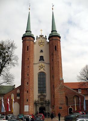 gdańsk katedra oliwska