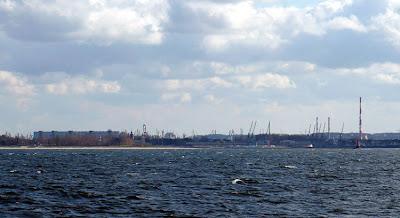 zatoka nowy port