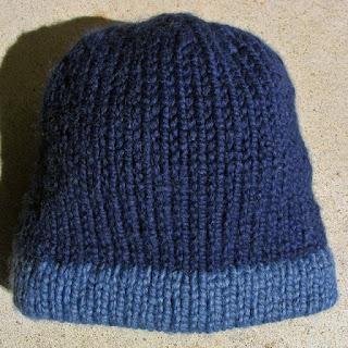 Wool Ease hat by Yarngear on Picasa