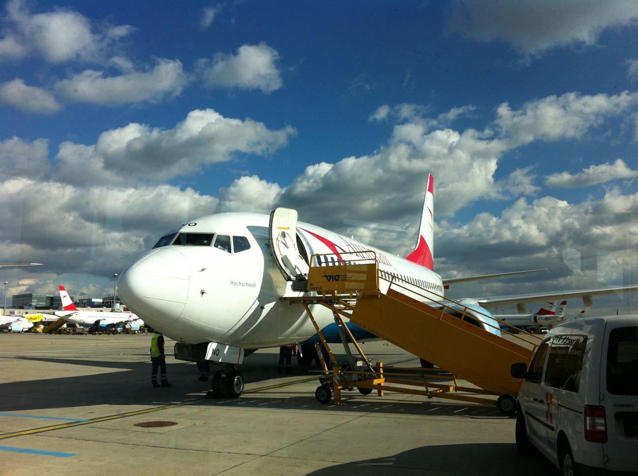 Flug Wien Frankfurt Ankunft