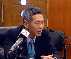 Why only a footnote for Hsien Yang's appointment?