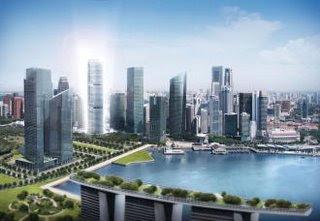 Marina Bay Suites @ Marina Bay