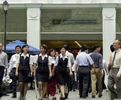 Singapore resident population stood at nearly 3.6m as of June 2007