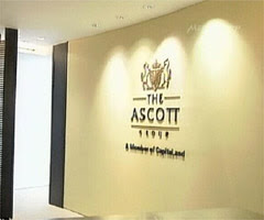Ascott shares face suspension from SGX
