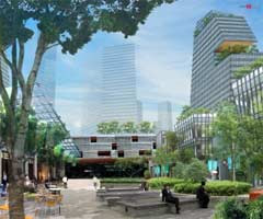 URA to market first sale site at Ophir Rochor district in June