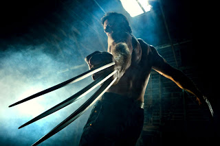 Claws of Wolverine wallpaper
