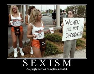 ¿Sexismo? Sólo se quejan las de siempre