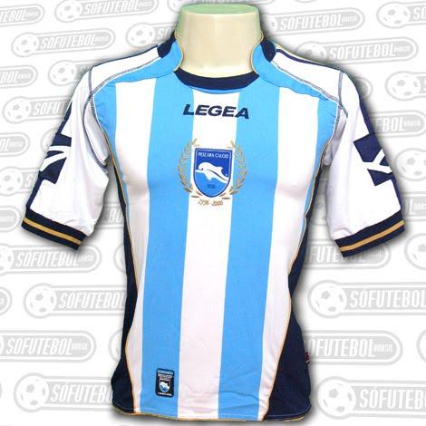 7718704382520 Camisas de Times de Futebol  Pescara (Pescara