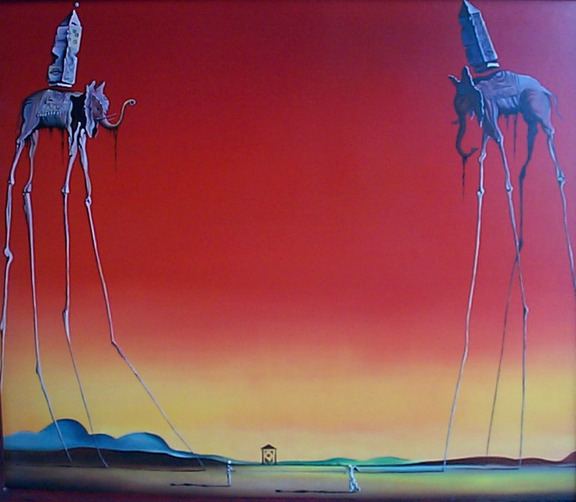 Feelings You Can Touch: Dali