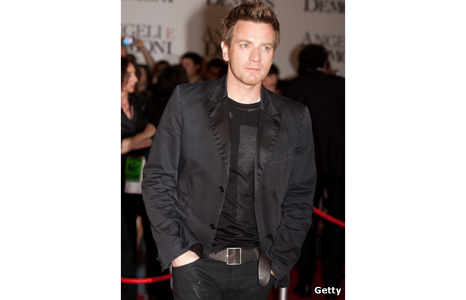 Ewan McGregor Does the Tux Jacket