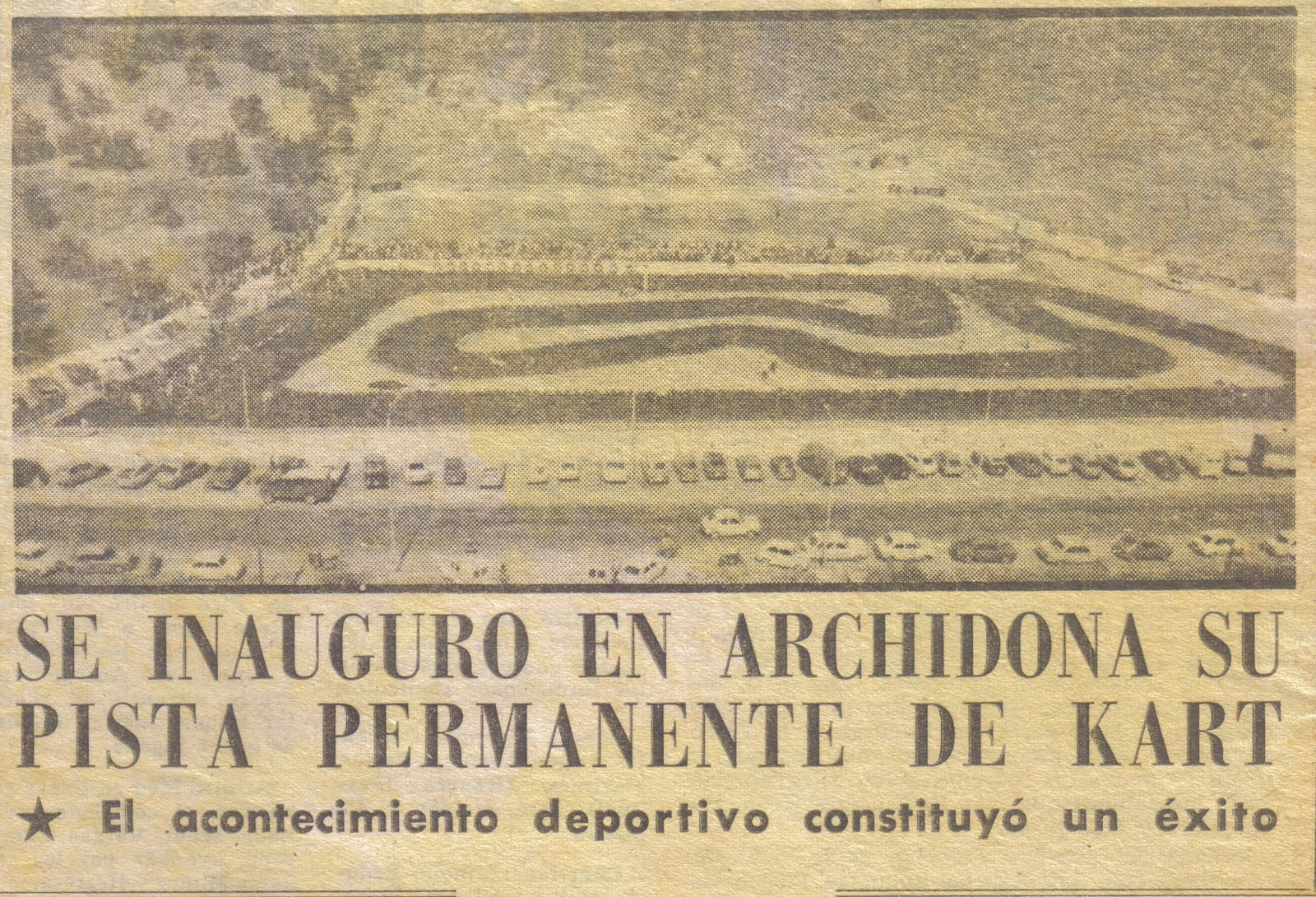 EL KARTING EN MALAGA | HISTORIA DEL AUTOMOVIL EN MALAGA