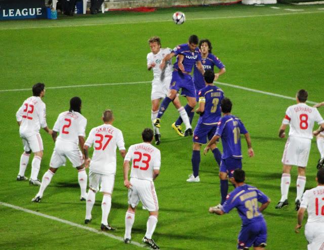 Liverpool v Fiorentina