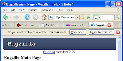firefox 3 remember password Should I try the new FireFox 3 Beta? First impressions...