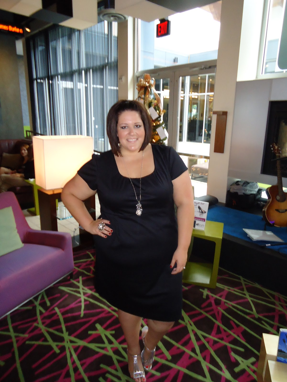 cdd5e78b62e the BEST plus size LBD ever! - Life and Style of Jessica Kane