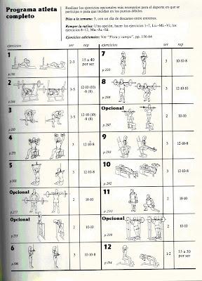 Pin rutinas gimnasio gym pectorales abominales biceps for Gimnasio 9 y 57