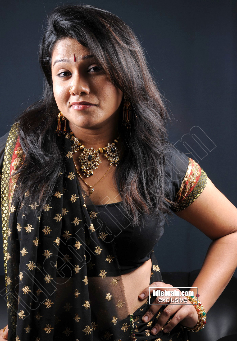 Hot Item Girls Hot Telugu Item Girl Jyothy-4434