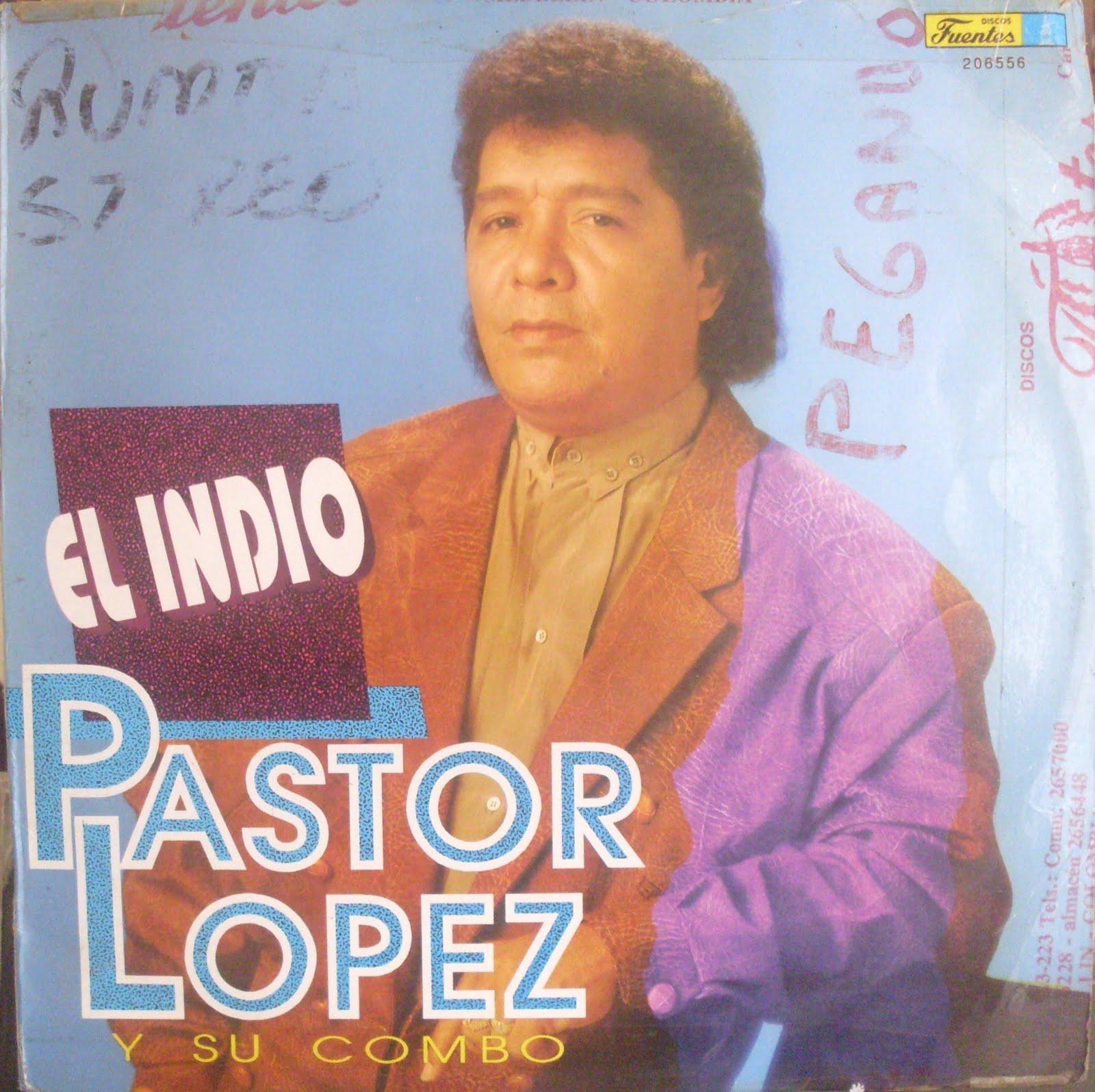 Ritmo Tropical Cumbia del Ayer: pastor lopez