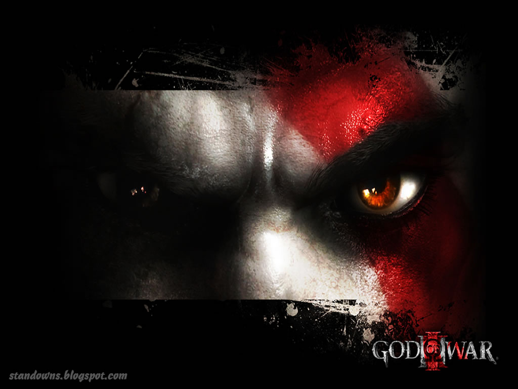 PS God Of War Wallpaper