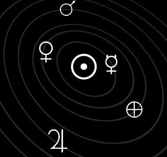 solar system symbols - photo #41