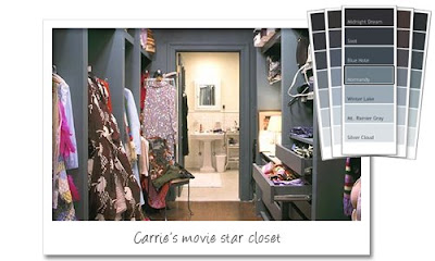 Double Take Carrie S Closet From Sex And The City Design For Mankind