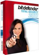 BitDefender Total Security 2011 – Antivírus