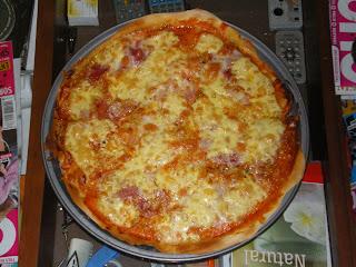 Cheto cheta pizza con la mycook - Pizza mycook ...