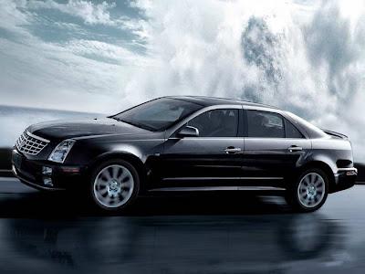Cadillac Shanghai GM SLS