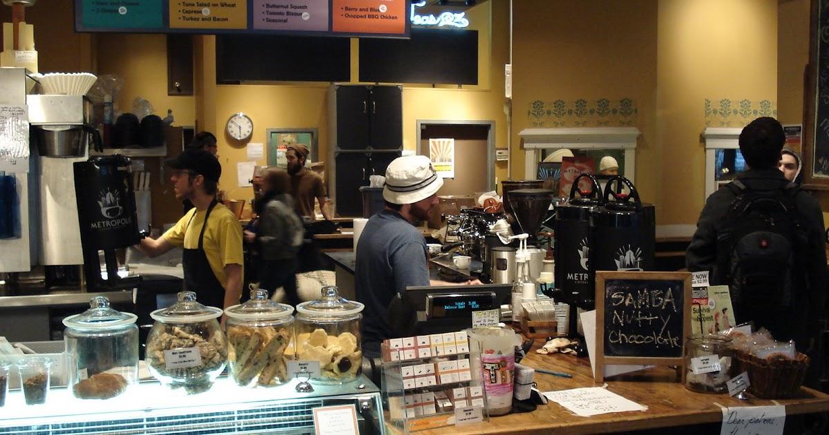 Metropolis Cafe Chicago Review