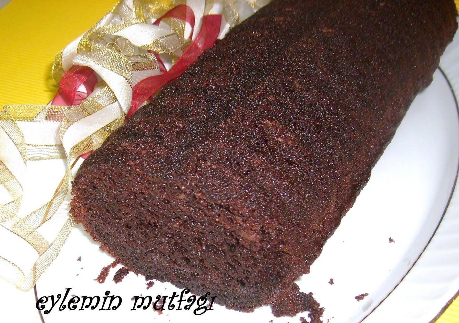Cevizli Çaylı Kek Tarifi