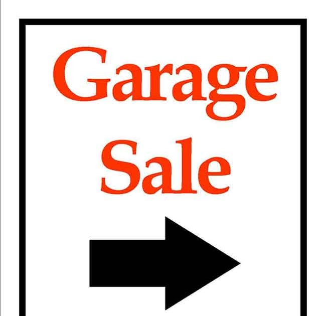 Bella Rosa Antiques: Garage Sale How To's
