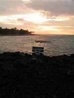Sunset at Royal Kona Village