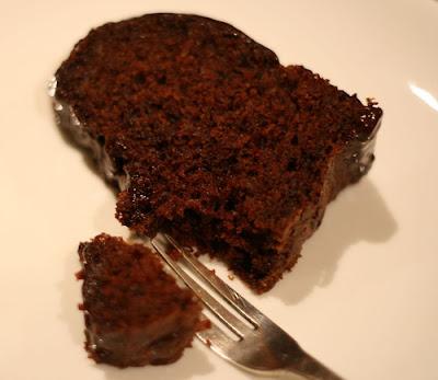 Chocolate Sauerkraut Cake David Lebovitz
