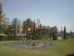 Jard n del turia tramo ii valencia ciudad viajar a valencia - Jardin del turia valencia ...